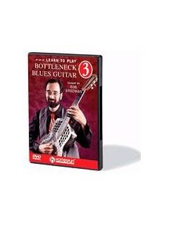 Learn To Play Bottleneck Blues Guitar: Volume 3 (DVD) DVDs / Videos | Guitar