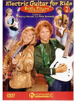Electric Guitar For Kids: Volume Two - Really Playing (DVD) DVDs / Videos | Electric Guitar