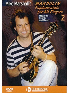 Mike Marshall's Mandolin Fundamentals For All Players 2 (DVD) DVDs / Videos | Mandolin