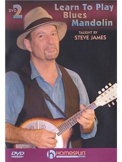 Learn To Play Blues Mandolin 2 (DVD) DVDs / Videos | Mandolin