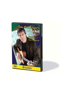 Pete Huttlinger's Wonderful World Of Chords (DVD) DVDs / Videos | Guitar