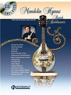 Mandolin Hymns (Book & CD) Books and CDs | Mandolin