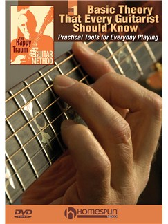 Happy Traum: Basic Theory That Every Guitarist Should Know - DVD 1 DVDs / Videos | Guitar