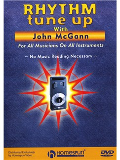 John McGann: Rhythm Tune Up DVDs / Videos | All Instruments