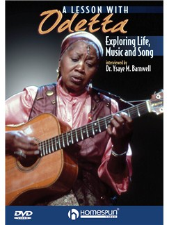 Dr. Ysaye M. Barnwell: A Lesson With Odetta - Exploring Life, Music And Song DVDs / Videos | Voice