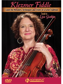 Lisa Gutkin: Klezmer Fiddle DVDs / Videos | Violin