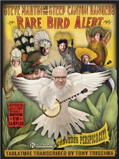 Steve Martin And The Steep Canyon Rangers: Rare Bird Alert Livre | Banjo