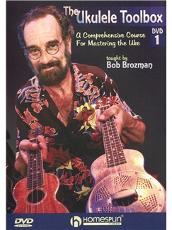 Bob Brozman: The Ukulele Toolbox - DVD 1 DVDs / Videos | Ukulele