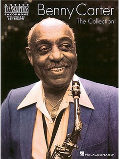 Benny Carter: The Collection for Alto Sax Books | Alto Saxophone