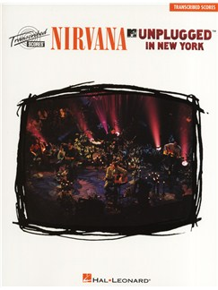 Nirvana: Unplugged in New York - Transcribed Scores Books | Guitar Tab