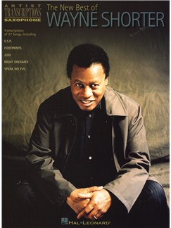 Wayne Shorter: The New Best Of Books | Soprano Sax, Tenor Saxophone