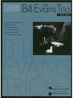 The Bill Evans Trio: Volume 2 (1962-1965) Books | Bass Guitar, Drums, Piano Accompaniment