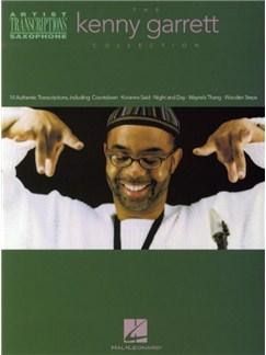 The Kenny Garrett Collection Books | Alto Saxophone