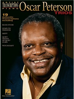 Piano Artist Transcriptions: Oscar Peterson Trios Books | Piano
