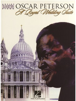 Oscar Peterson: A Royal Wedding Suite Books | Piano