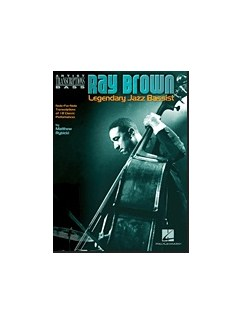 Ray Brown: Legendary Jazz Bassist - Artist Transcriptions Books | Double Bass