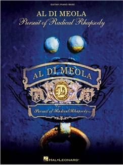 Al Di Meola: Pursuit Of Radical Rhapsody Books | Bass Guitar, Guitar, Piano