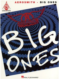 Aerosmith: Big Ones Books | Guitar Tab