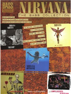 Nirvana - The Bass Guitar Collection* Livre | Guitare Basse