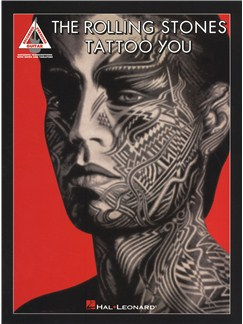 The Rolling Stones: Tattoo You Books | Guitar Tab, Guitar