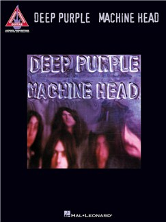 Deep Purple: Machine Head - Guitar Recorded Versions Books | Guitar Tab