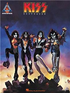 Kiss: Destroyer (TAB) Books | Guitar Tab