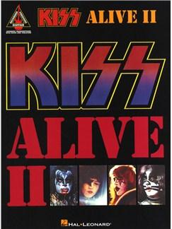 Kiss: Alive II Books | Guitar, Guitar Tab
