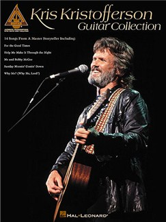 Kris Kristofferson Guitar Collection Books | Guitar Tab