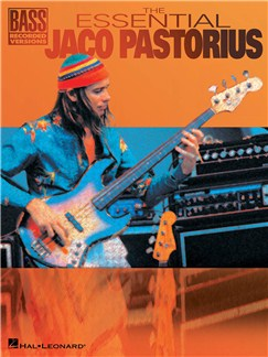 The Essential Jaco Pastorius Books | Bass Tab, with chord symbols