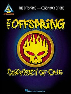 The Offspring: Conspiracy Of One Books | Guitar Tab, with chord symbols