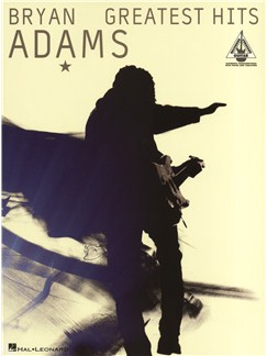 Bryan Adams: Greatest Hits Livre | Tablature Guitare, Guitare