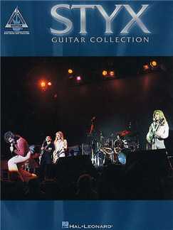 Styx: Guitar Collection - Guitar Recorded Versions Books | Guitar Tab, with chord symbols
