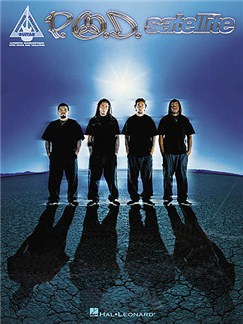 P.O.D.: Satellite - Guitar Recorded Versions Books | Guitar Tab, with chord symbols