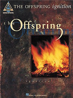 The Offspring: Ignition - Guitar Recorded Versions Books | Guitar Tab, with chord symbols