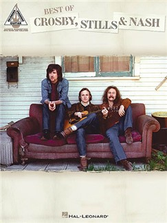 Best Of Crosby, Stills And Nash (Guitar Recorded Versions) Livre | Tablature Guitare