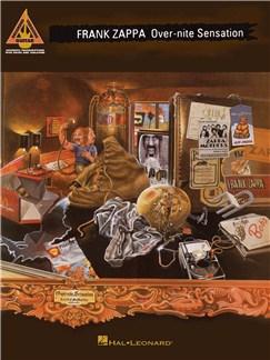 Frank Zappa: Over-Nite Sensation Books | Guitar Tab