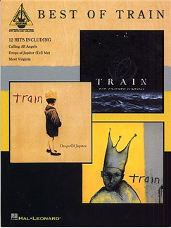 Best Of Train: Guitar Recorded Versions Books | Guitar Tab (with Chord Boxes)