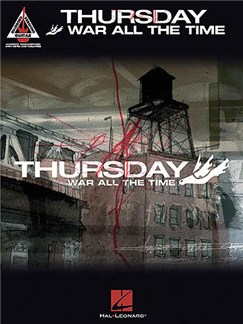 Thursday: War All The Time - Guitar Recorded Versions Books | Guitar Tab (with Chord Boxes)