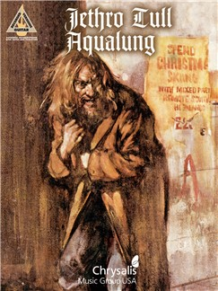 Jethro Tull: Aqualung - Guitar Recorded Versions Books | Guitar Tab