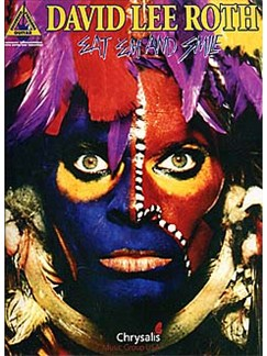 David Lee Roth: Eat 'Em And Smile - Guitar Recorded Versions Books | Guitar Tab