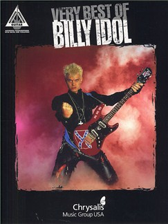 Very Best Of Billy Idol: Guitar Recorded Versions Books | Guitar Tab