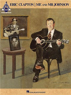Eric Clapton: Me And Mr Johnson - Guitar Recorded Versions Books   Guitar Tab (with Chord Symbols)