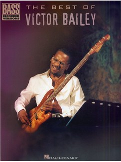 The Best Of Victor Bailey Books   Bass Guitar Tab