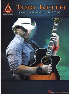 Toby Keith Guitar Collection Books | Guitar Tab, Voice