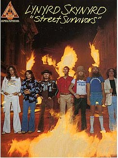 Lynyrd Skynyrd: Street Survivors - Guitar Recorded Versions Books | Guitar Tab