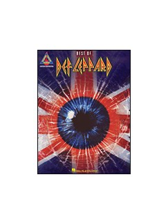 Def Leppard: The Best Of... Books | Guitar Tab, Guitar