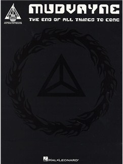 Mudvayne: The End Of All Things To Come - Guitar Recorded Versions Books | Guitar Tab