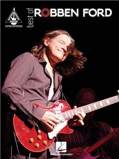 Best Of Robben Ford (Guitar TAB) Livre | Tablature Guitare