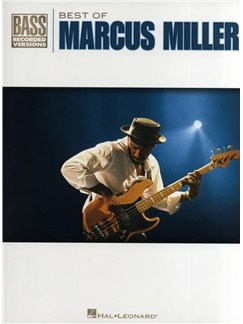 Best Of Marcus Miller Livre | Tablature Basse