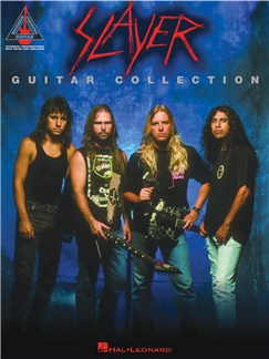 Slayer: Guitar Collection Books | Guitar